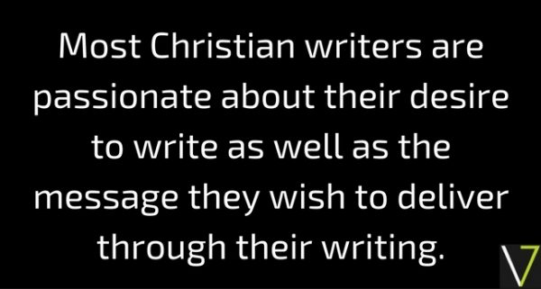 Help For The Aspiring Christian Writer